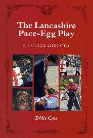 "Cover of ""The Lancashire Pace-egging Play"""
